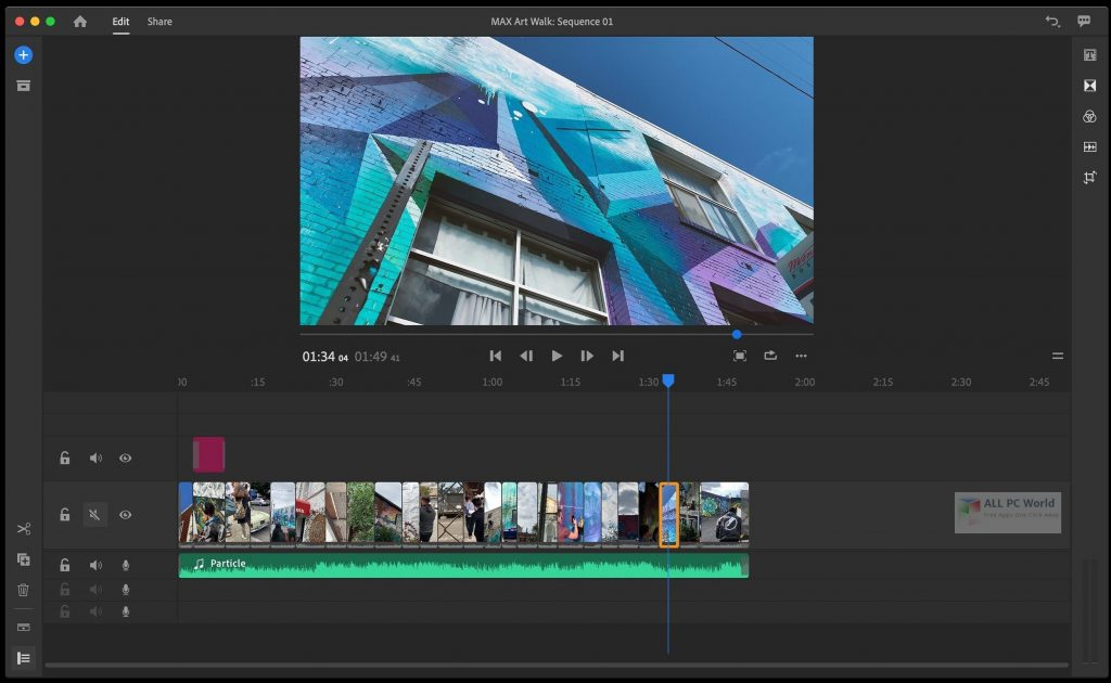 Adobe Premiere Rush CC 2021 Direct Download Link