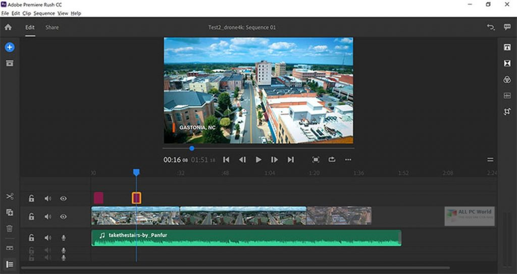 Adobe Premiere Rush CC 2021 One-Click Download