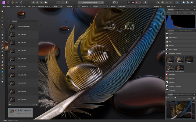 Affinity Photo 1.9 One-Click Download