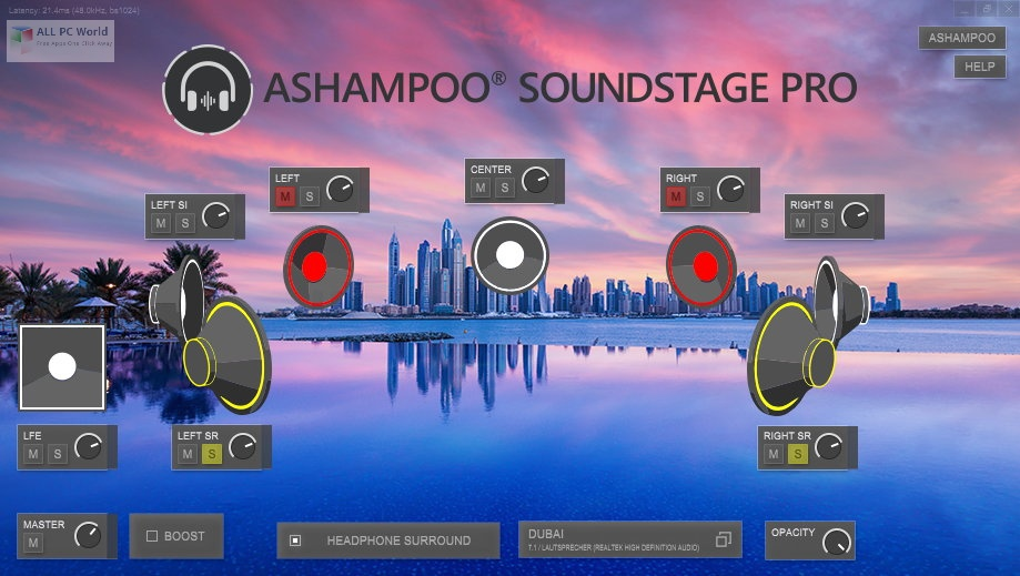 Ashampoo Soundstage Pro 2020 Direct Download Link