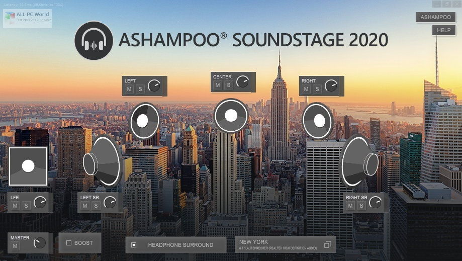 Ashampoo Soundstage Pro 2020 Free Download