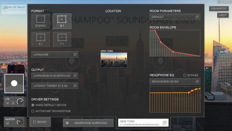 Ashampoo Soundstage Pro 2020 Full Version Download