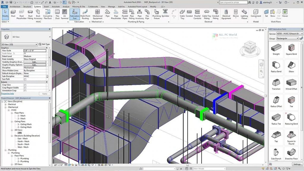 Autodesk Fabrication CAMduct 2021 Free Download (1)
