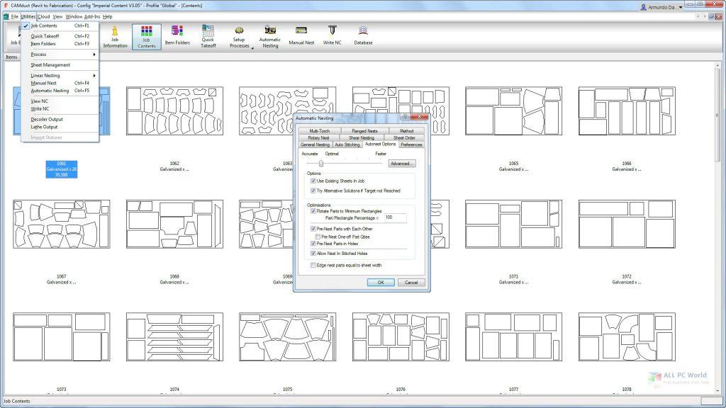 Autodesk Fabrication CAMduct 2021 Full Version