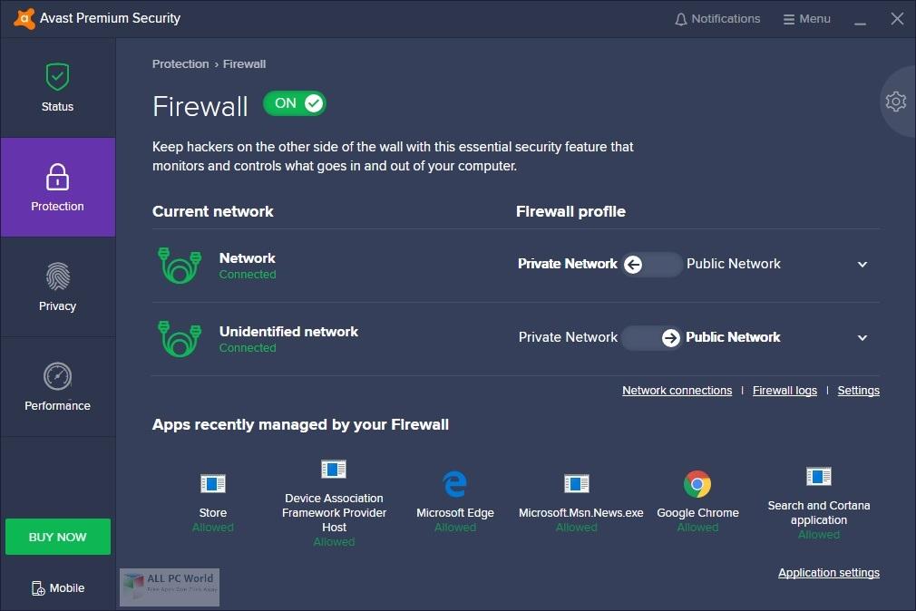 Avast Premium Security 20.8 Direct Download Link