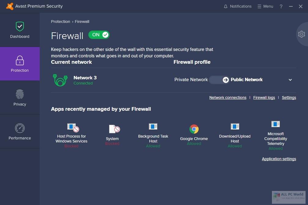 Avast Premium Security 20.8 One-Click Download