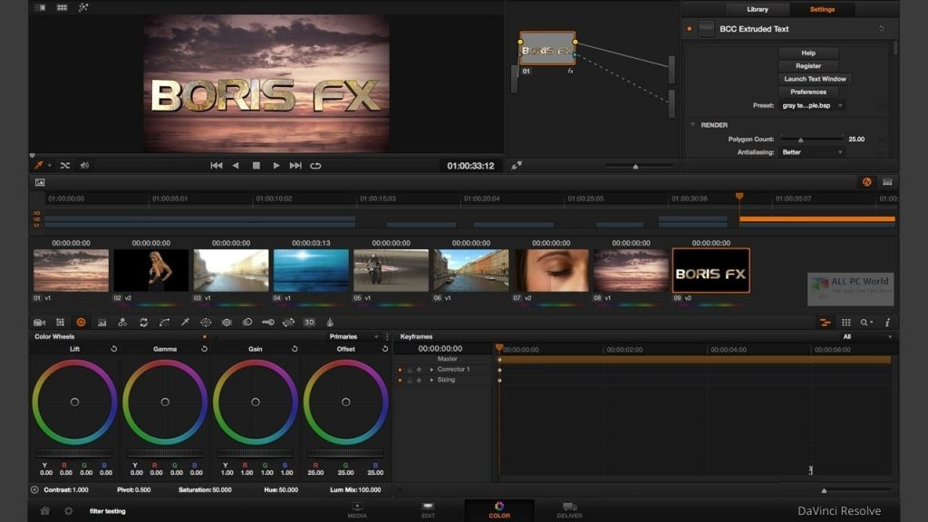 Boris FX Continuum Complete 2021 Free Download
