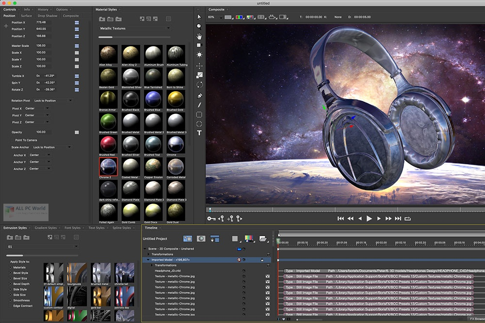 Boris FX Continuum Complete 2021 v14.0 Free Download