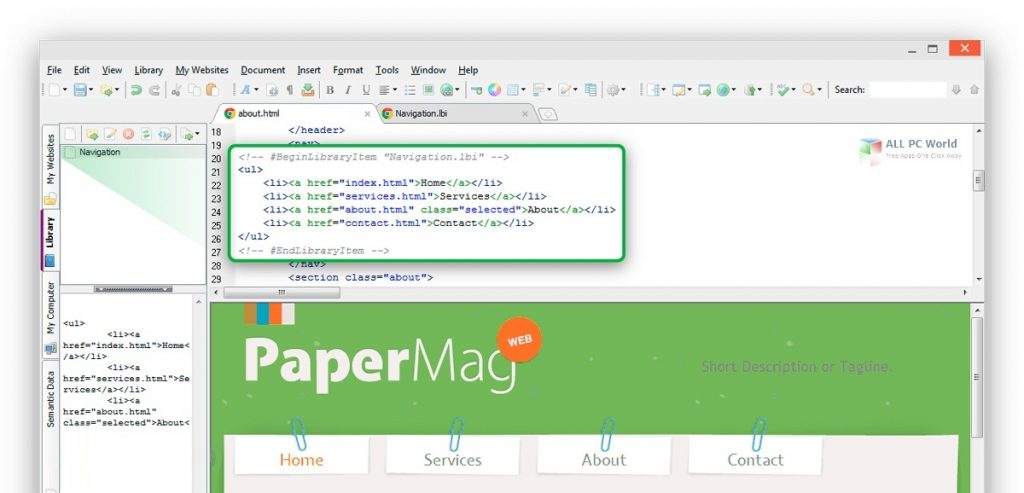 CoffeeCup HTML Editor 17.0 Direct Download Link
