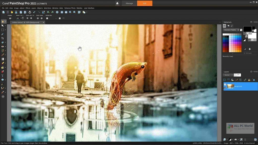 Corel PaintShop Pro 2021 Ultimate 23.1 Full Version Download
