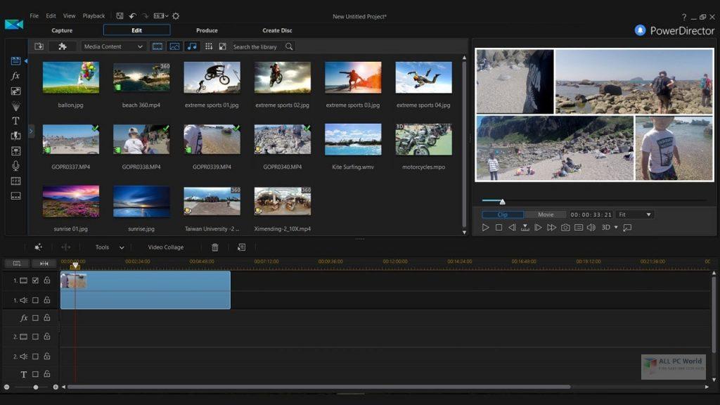 CyberLink PowerDirector Ultimate 19.1 Direct Download Link