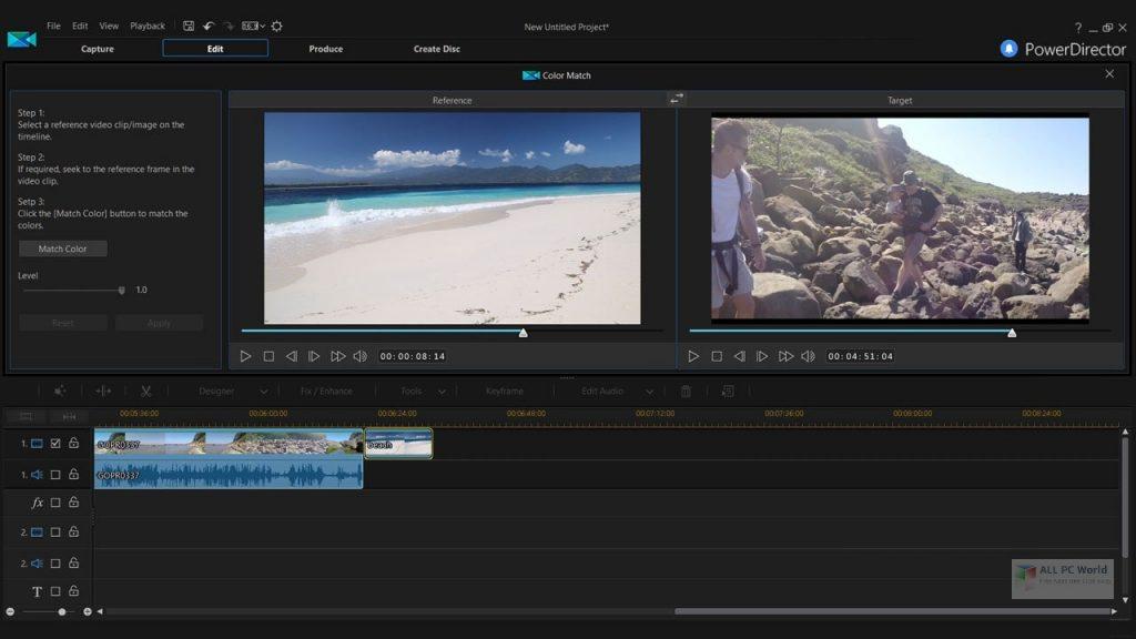 CyberLink PowerDirector Ultimate 19.1 Full Version Download