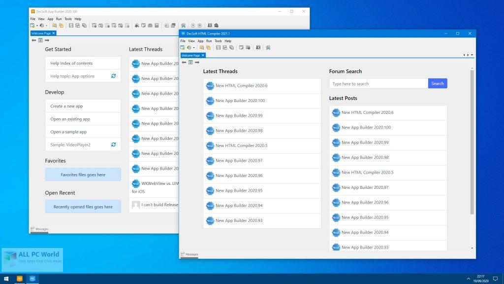 DecSoft HTML Compiler 2021 Direct Download Link