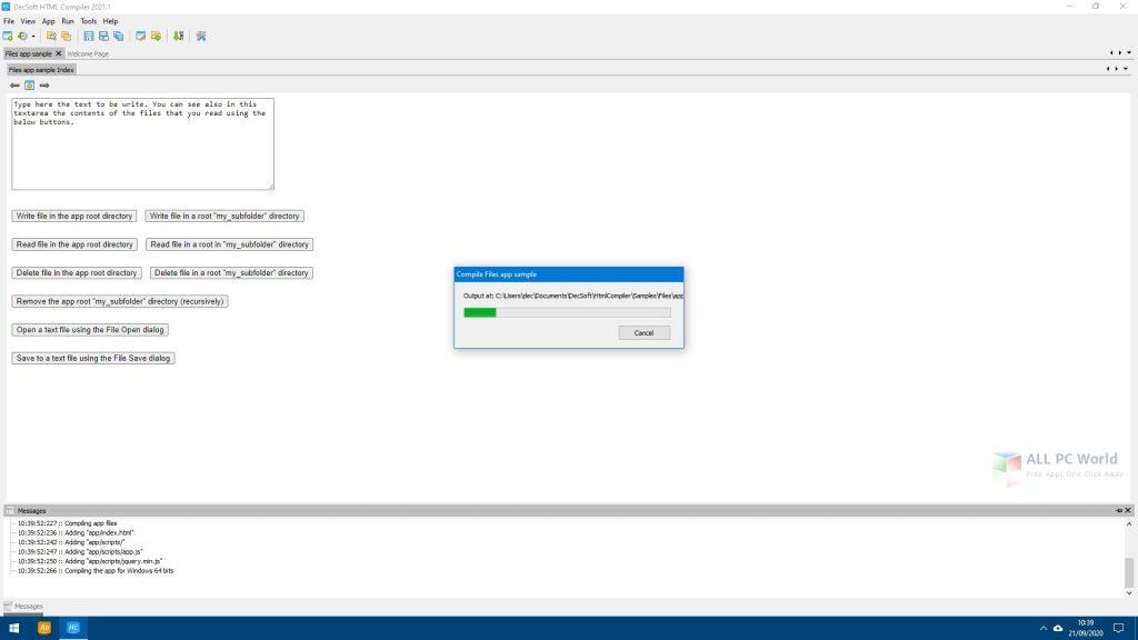 DecSoft HTML Compiler 2021 Full Version Download