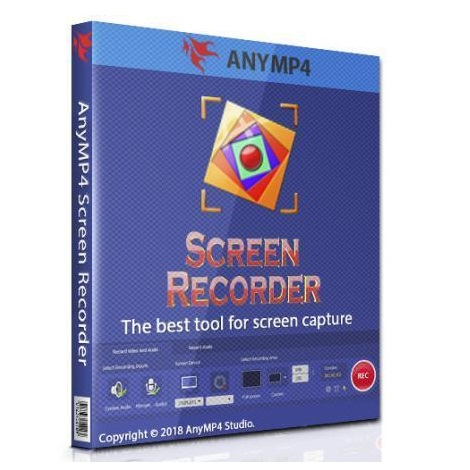 Download AnyMP4 Screen Recorder 2020