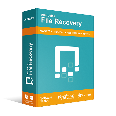 Download Auslogics File Recovery 9.5