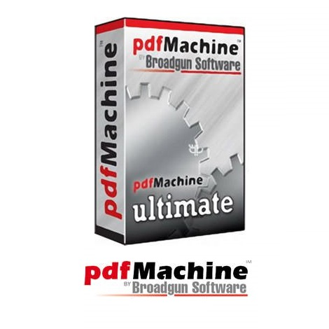 Download Broadgun pdfMachine Ultimate 15.42