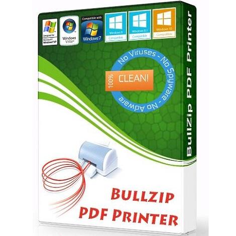 Download Bullzip PDF Printer 12.0