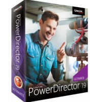 Download CyberLink PowerDirector Ultimate 19.0