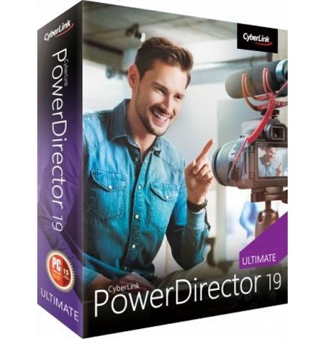 Download CyberLink PowerDirector Ultimate 19.0