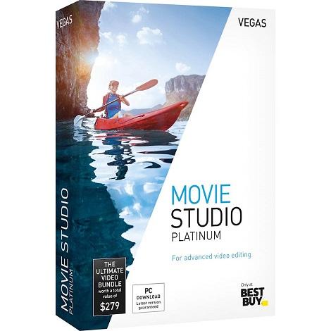 Download MAGIX VEGAS Movie Studio Platinum 2020 v17.0 Free