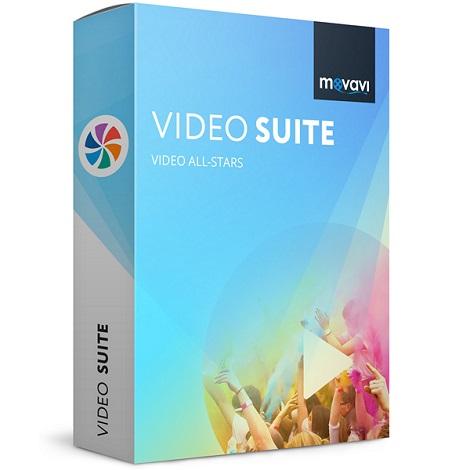 Download Movavi Video Suite 21.0