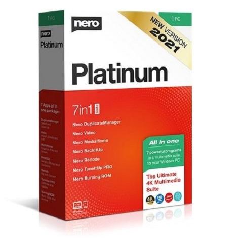 Download Nero Platinum Suite 2021 v23.0