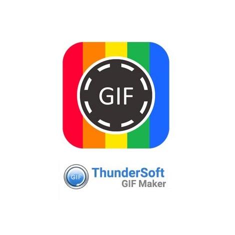 Download ThunderSoft GIF Maker 2020 v3.3