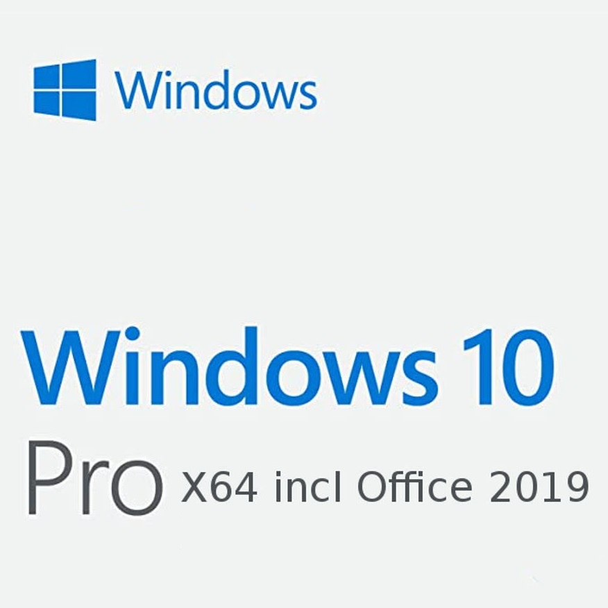 Download Windows 10 x64 Pro incl Office 2019 October 2020