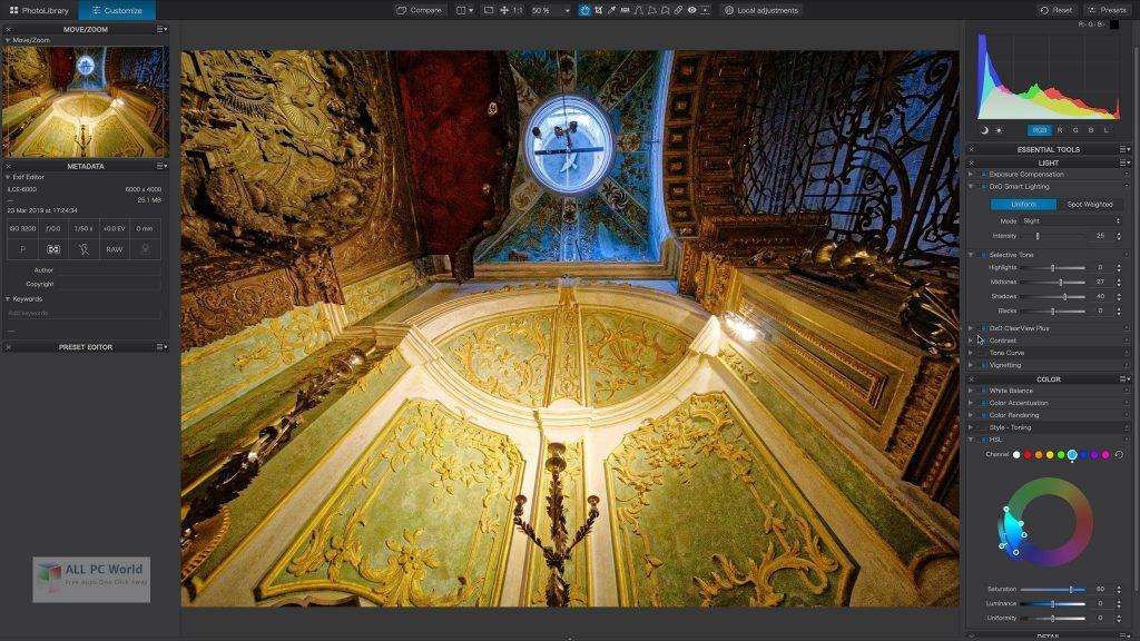 DxO PhotoLab 4.1 Full Version AllPCWorld Download
