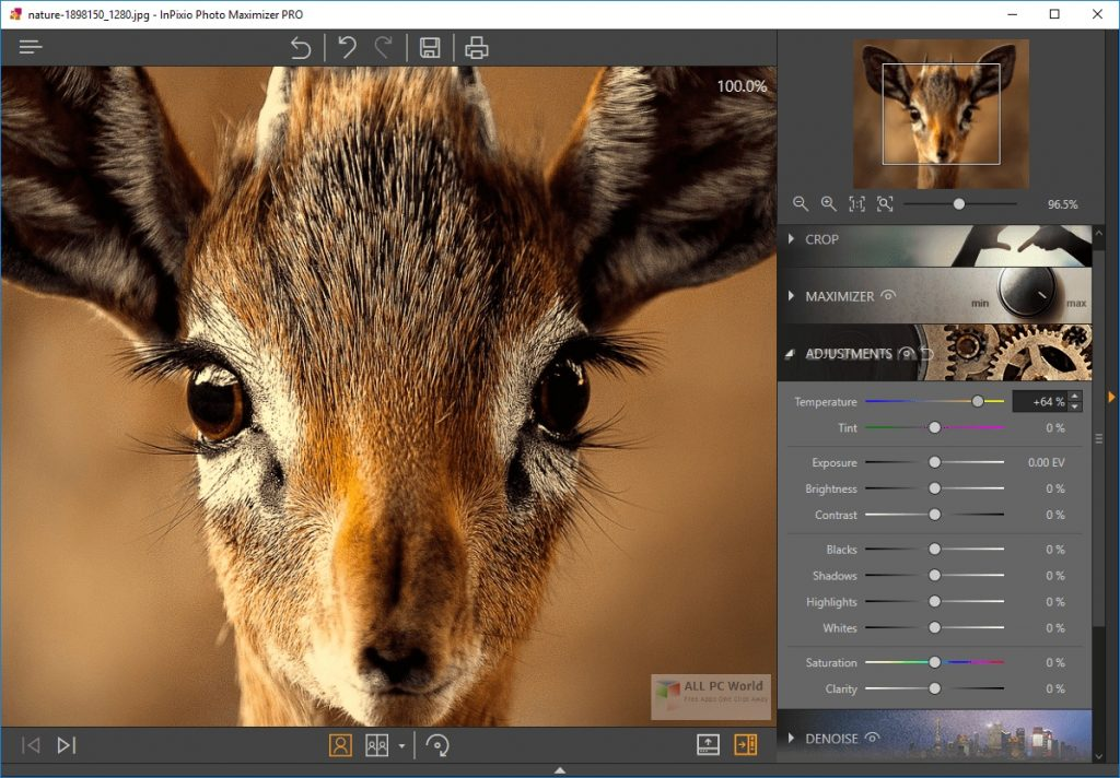 InPixio Photo Maximizer Pro 5.1 Direct Download Link