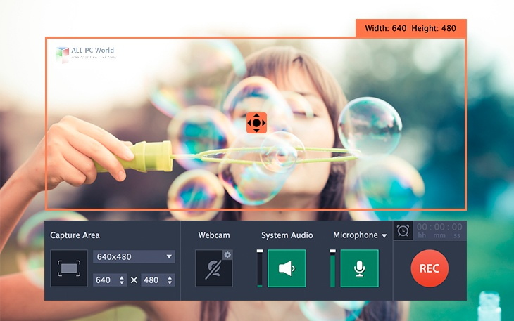 Movavi Screen Recorder 21.0