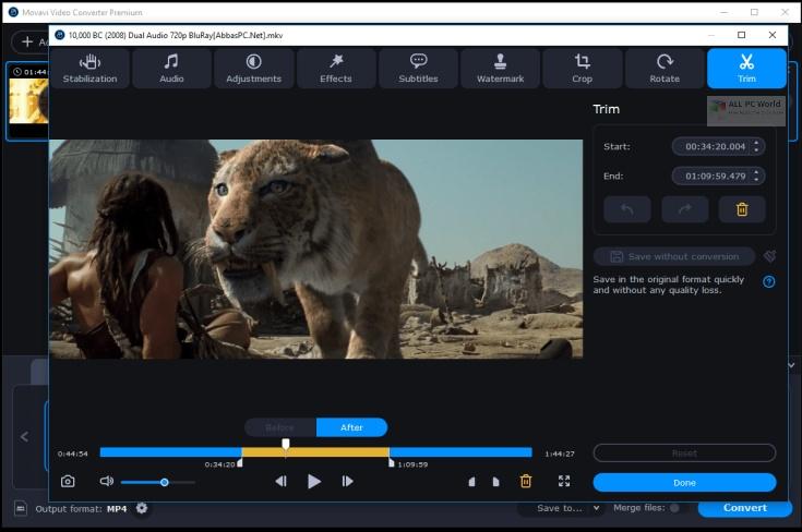 Movavi Video Converter Premium 2021 v21.0