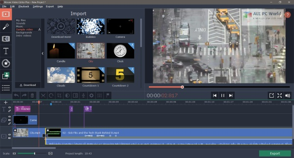 Movavi Video Suite 21.1 Direct Download Link