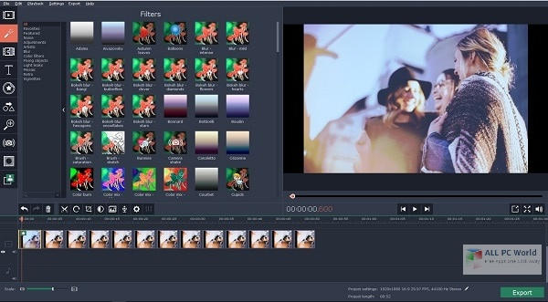 Movavi Video Suite 21.0 Download
