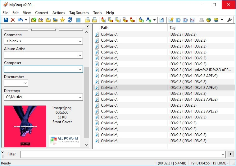 Mp3tag 3.03 Free Download