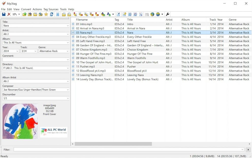 Mp3tag 3.03 One-Click Download
