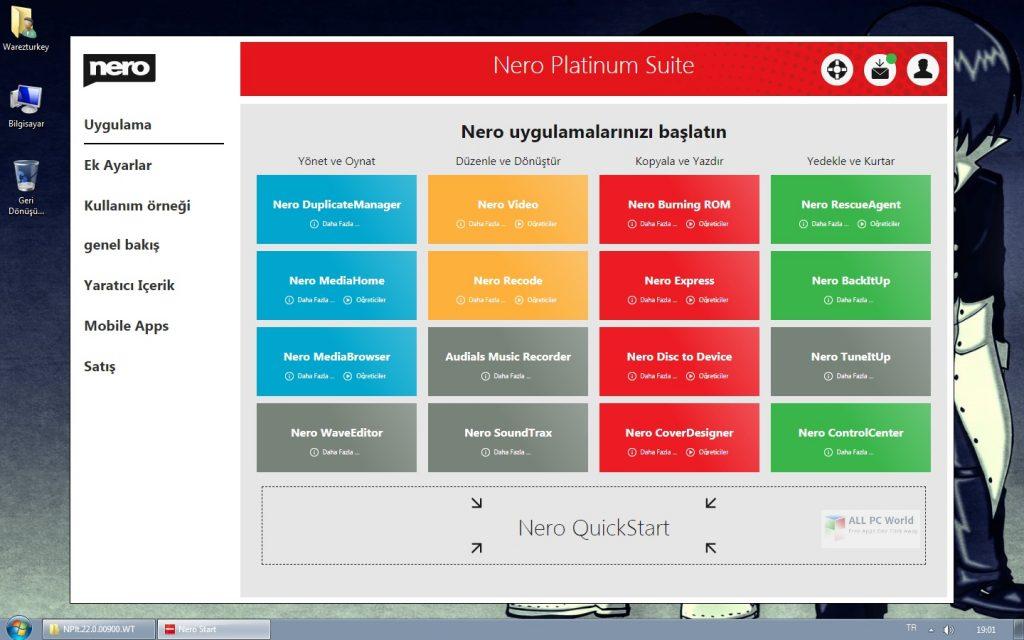 Nero Platinum Suite 2021 v23.0 One-Click Download