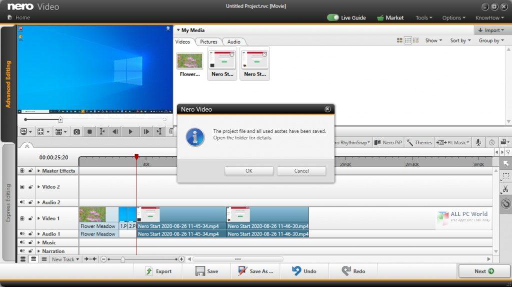 Nero Video 2021 v23.0 One-Click Download