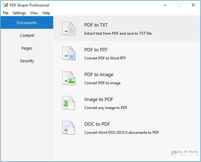 PDF Shaper Professional 10.4 Direct Download Link