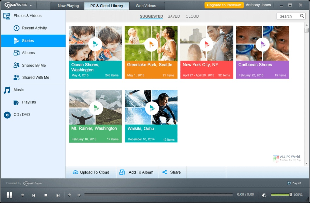 RealPlayer 20.0 Full Version Download
