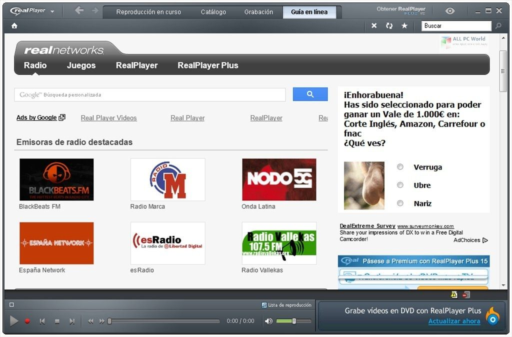 RealPlayer 20.0 One-Click Download