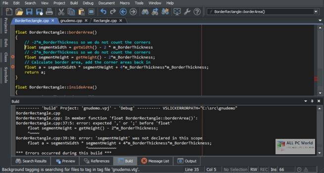 SlickEdit Pro 2020 v25.0 Full Version