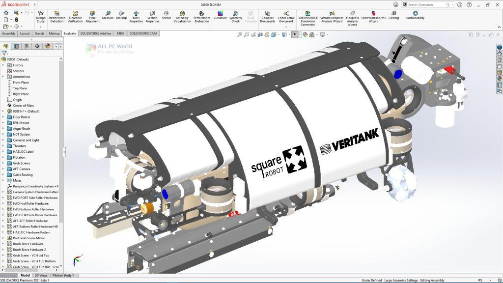 SolidWorks Premium 2021 Direct Download Link