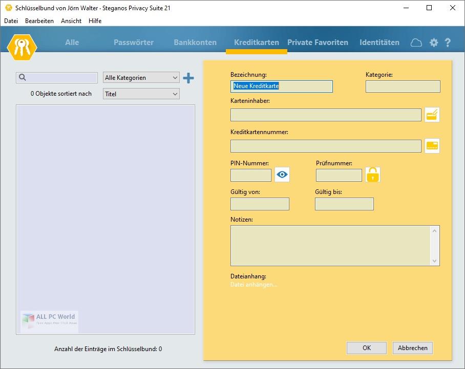 Steganos Privacy Suite 21.1 Full Version Download