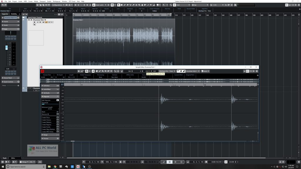 Steinberg Cubase Artist 10.0 One-Click Download