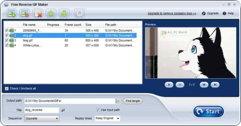 ThunderSoft GIF Maker 2020 v3.3 Free Download