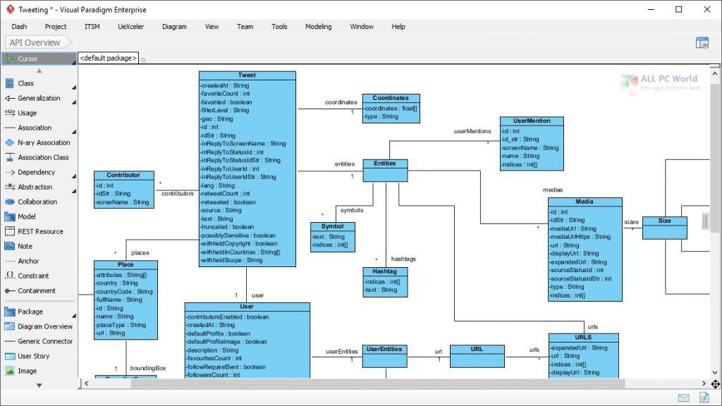 Visual Paradigm Enterprise 16.2 Direct Download Link