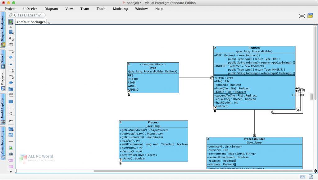 Visual Paradigm Enterprise 16.2 One-Click Download