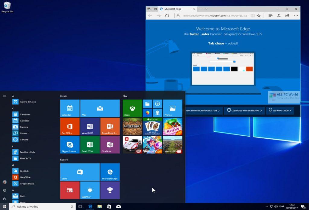 Windows 10 LITE x64 v2009 DVD ISO Image